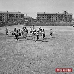 上个世纪50年代北京的名小学长啥样