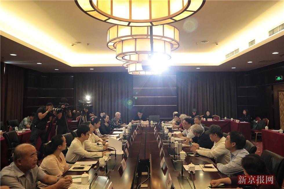 大型纪录片《永定河》研讨会召开