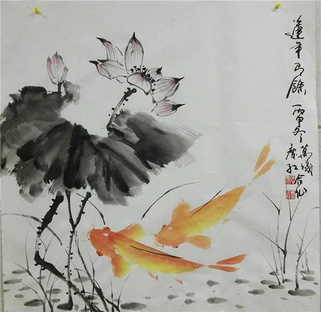 著名女画家张庆红女士简历及作品赏析图片