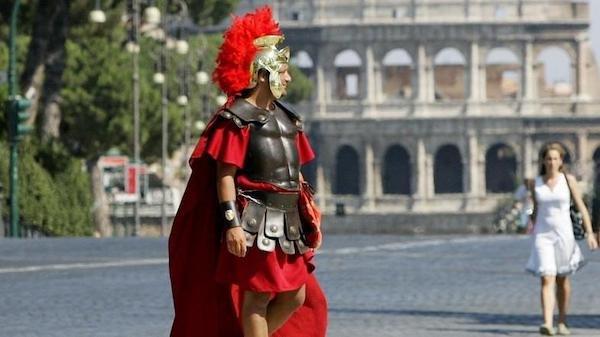 意大利全境面向游客禁止不文明行为