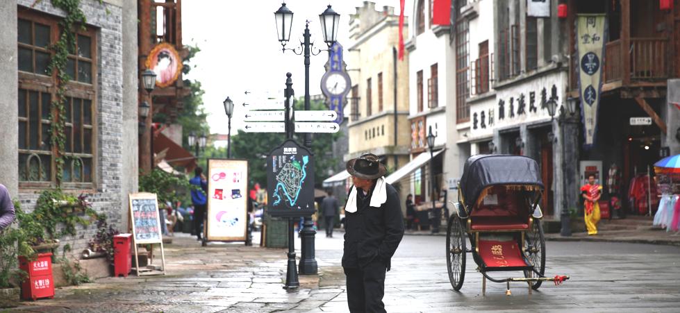 你见过100年前的老重庆吗?