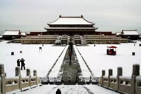 还出什么国?在北京,等于拥有了全世界