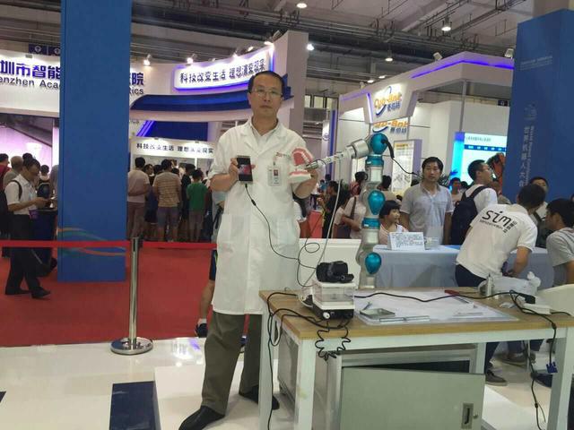 301医院等机构成功研发口腔洗牙机器人