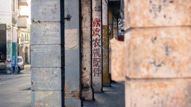 从未名声大噪却是《一代宗师》取景地的古镇
