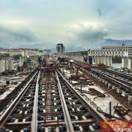 北京首条无人驾驶地铁线主体结构通过验收 明年开通