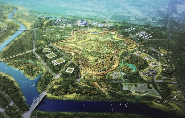 北京春季造林全面启动,南北中轴各增一处万亩森林!