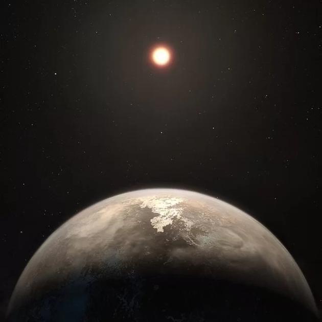 """""""地球太空后花园""""发现潜在生命神秘行星:光线昏暗"""