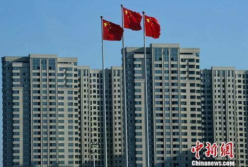 """中国楼市""""降温"""" 商品房销售面积增速持续回落"""
