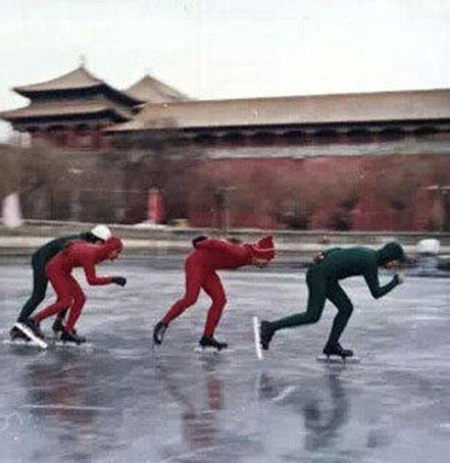 北京七大冰场都开了,约么?