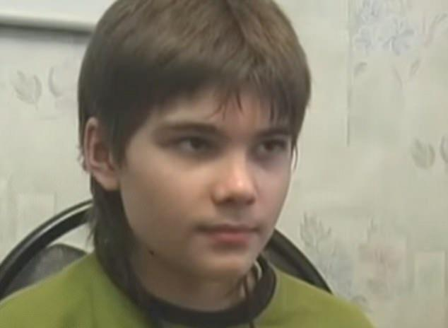 俄神童声称来自火星 拥有火星文明记忆