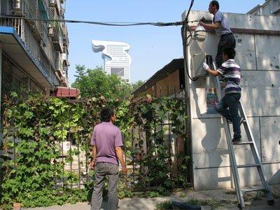 亚运村街道靶向管控污染源