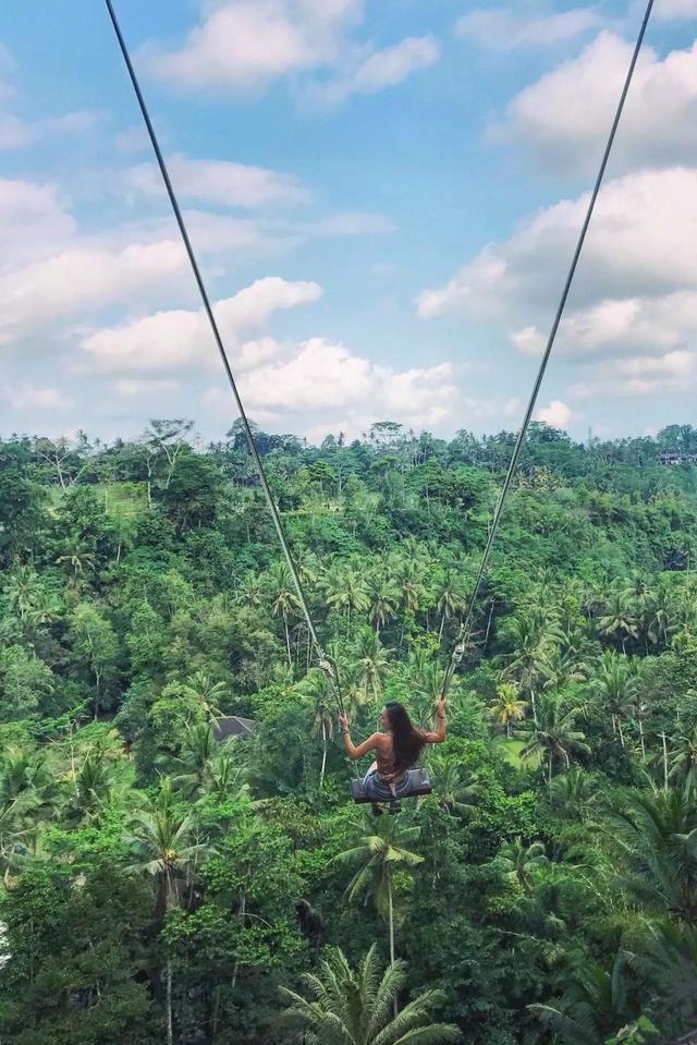 盘点网红从未公开的巴厘岛小众拍照地