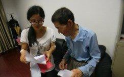 杭州85岁退休教师
