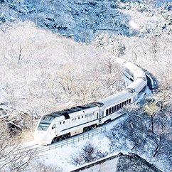 居庸关:春日列车开往雪城