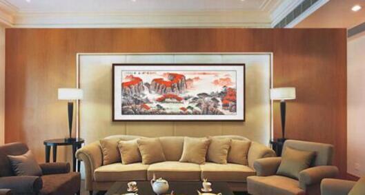最美室内装饰画 看过的想选购