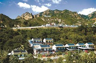 平谷深山村的生态致富路 全镇绿化率达83%