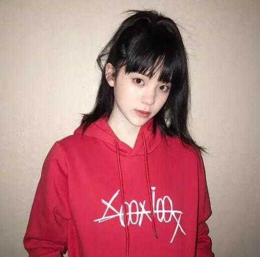 厚刘海剪出时髦图片