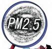 力争控制PM2.5浓度