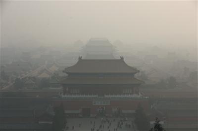 北京空气重污染橙色预警延续至7日