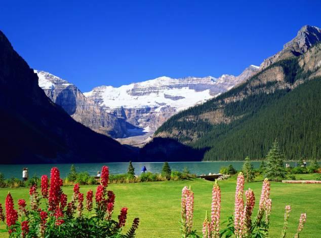 加拿大国家公园全部免费 哪个是你的最爱?