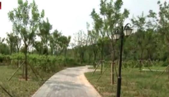 海淀新增两处森林公园