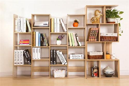 简易书架-打造干净休闲小角落 给自己留一片清净
