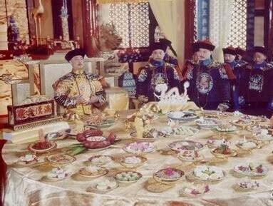 皇帝一餐要吃多少道菜