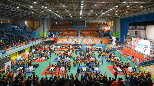 2017 Robofest世界机器人锦标赛中国锦标赛圆满落幕