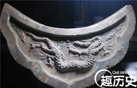 明代蜀王府宫殿重见天日:出土五爪龙纹瓷器