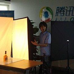大光圈静物摄影讲座 网友体验专业流程