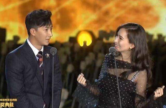韩庚34岁生日公布与《战狼》女主于卢靖姗恋情