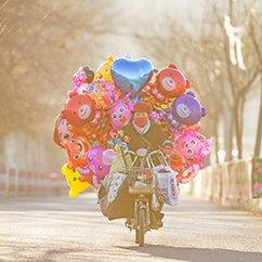 我的北京交通故事:在路上 为了生活