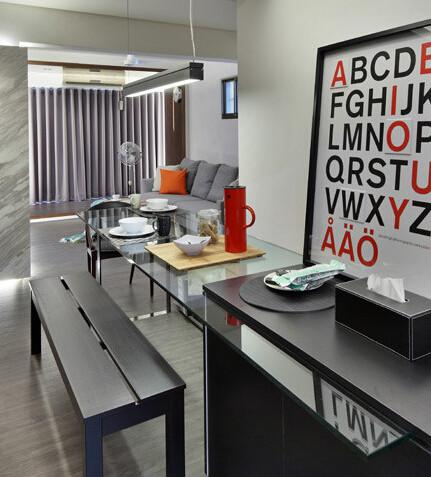 餐厅搭配实用为先,12款功能用餐空间!
