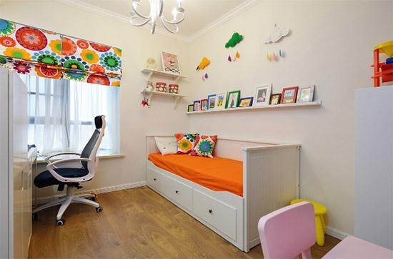 138平美式四室 简直被女主的文艺感折服