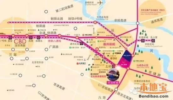 景山学校通州台湖校区年内开建,12年一贯制 规划目标 北京电影学院图片