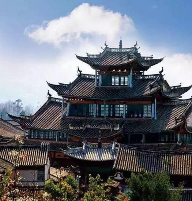 大理背后的这座低调小城 原来这么美 大燕网北京站 腾讯网