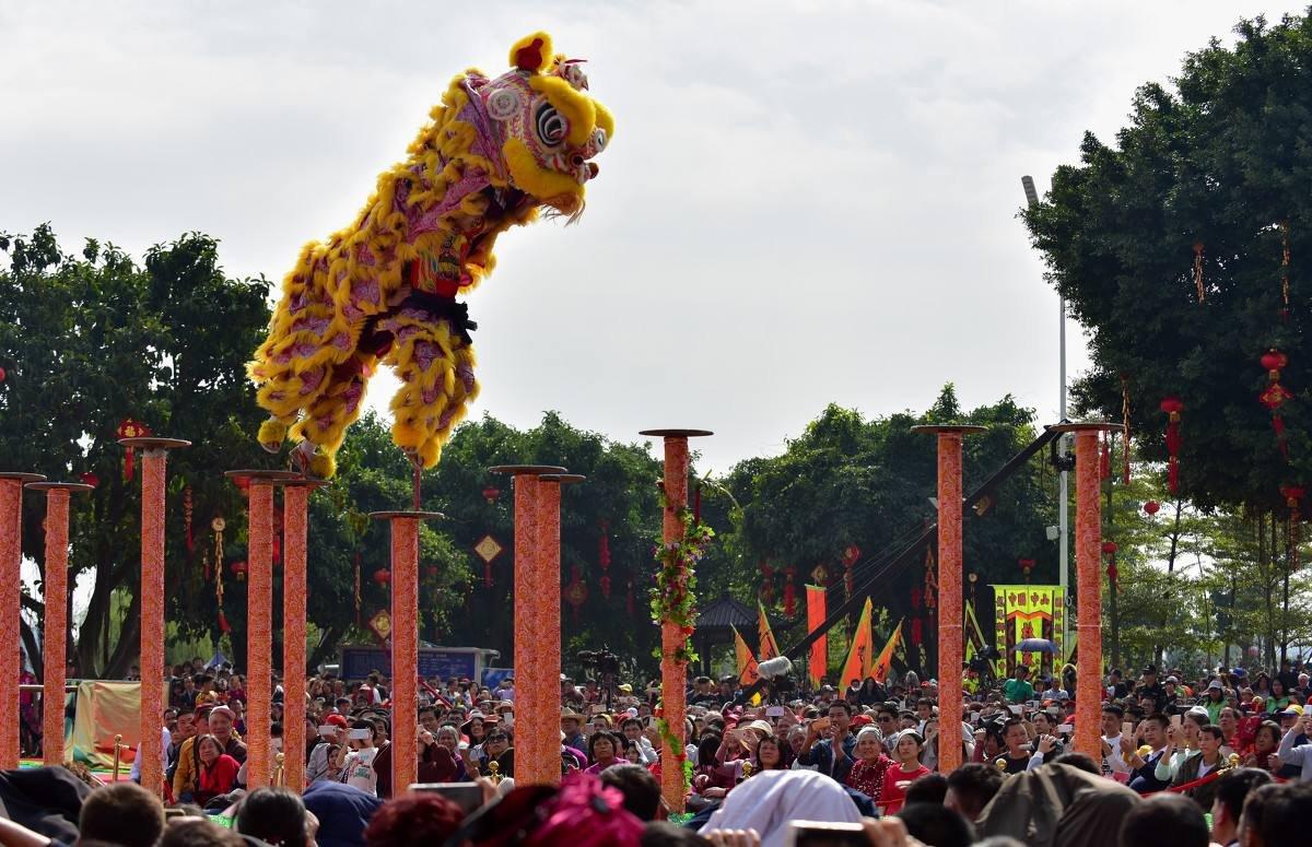 广东文化旅游展团亮相2019亚洲文化旅游展