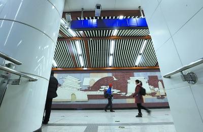 地铁昌平线二期有望周六开通试运营