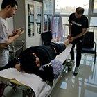 张继科主管教练开博 方博叹:人气被秒杀