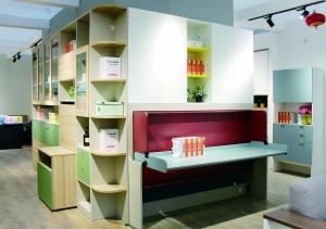 隐藏式设计增容家居面积