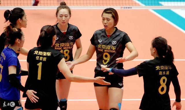 女排联赛第19轮:张常宁对轰李盈莹 堪称王者之战