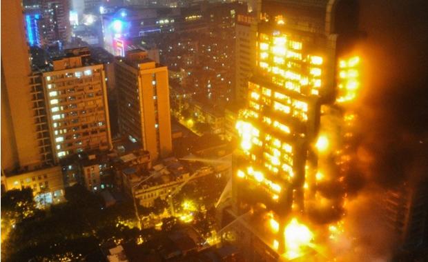 今年以来我国高层建筑发生火灾五千余起