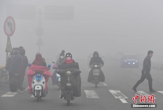 大气污染防治进入攻坚期 多省市明确量化考核目标