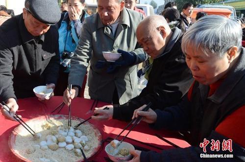 冬至小知识 别名称 履长 各地饮食大不同 大燕网北京站 腾讯网