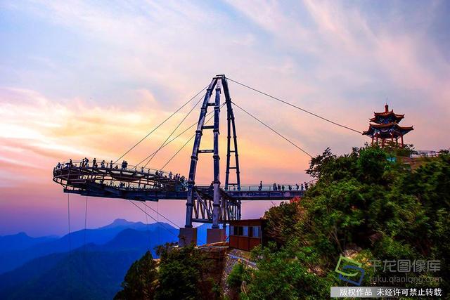 京东石林峡景区