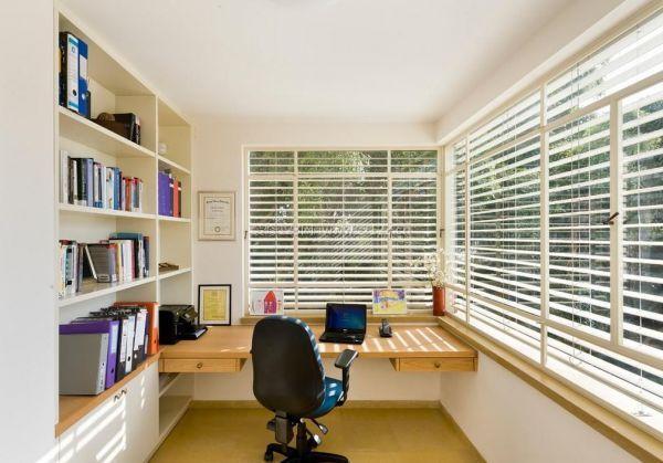阳台怎样装修成书房 阳台书房注意事项