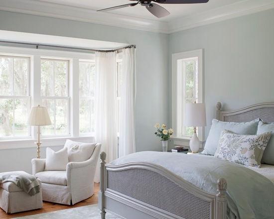 素净简洁的卧室设计 经典耐看不过时