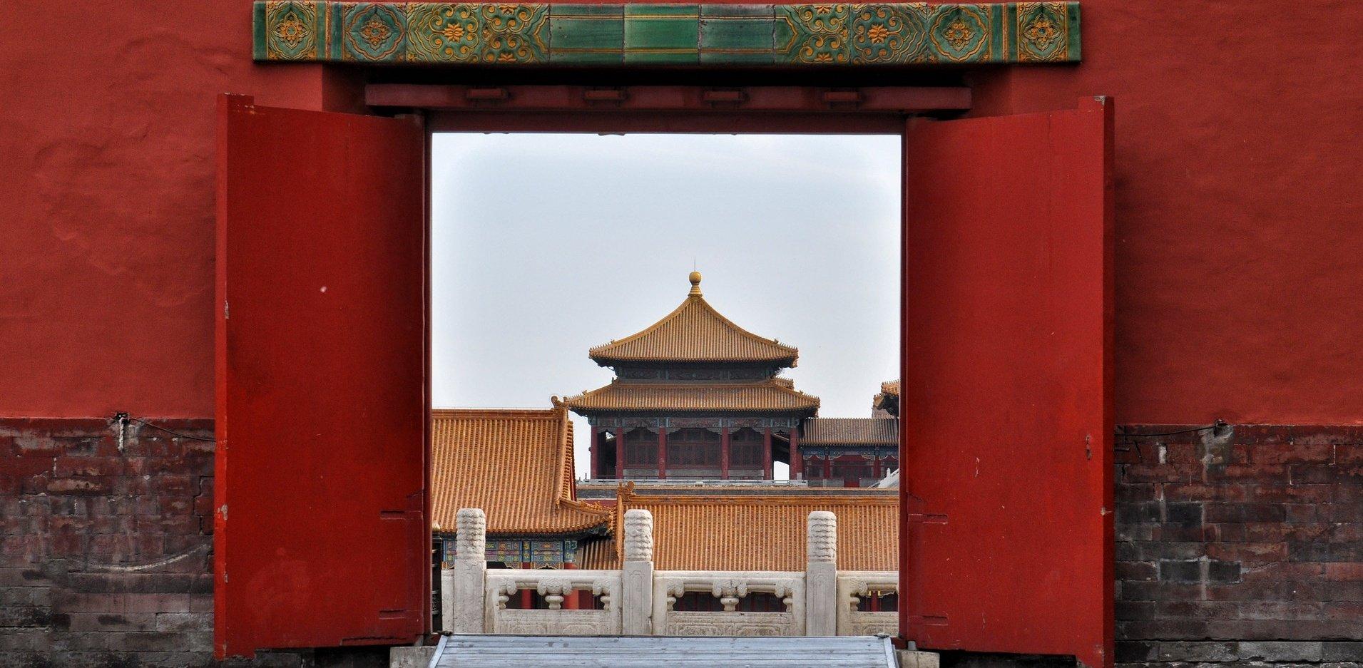 北京初雪如期而至,去故宫看雪,你需要这篇攻略