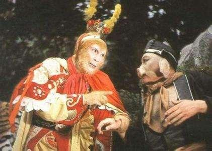 孙悟空大闹天宫的时候,天蓬元帅猪八戒在做啥?