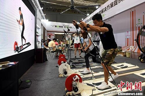 英媒:健身器材比马桶还脏 跑步机上附着大量细菌